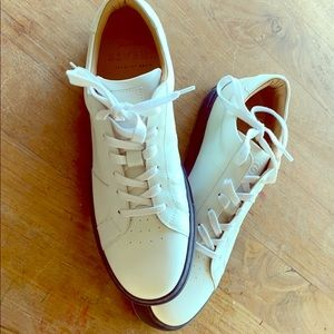 Pair of Greats sneakers size euro 43
